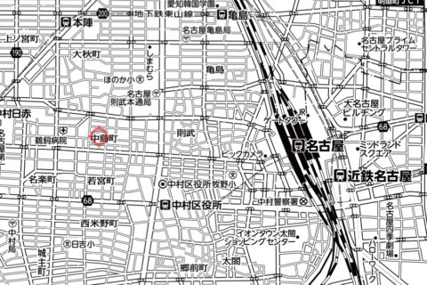 貸店舗 名古屋駅西